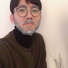 Profil utilisateur de 민현