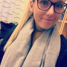 Anne-Marthe felhasználói profilja