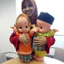 Profil utilisateur de Nur Kamilah