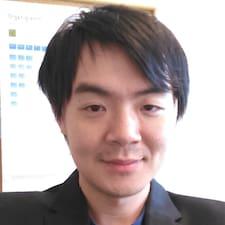 โพรไฟล์ผู้ใช้ Tsung-Hsien