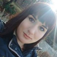 Profil korisnika Kseniia
