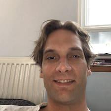 Adriaan felhasználói profilja