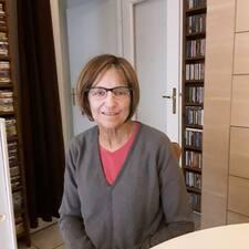 Marie Laure felhasználói profilja