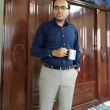 Arnab felhasználói profilja