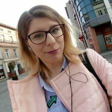 Profil utilisateur de Jola
