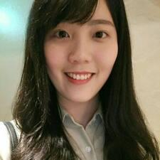 Henkilön Wan Ya käyttäjäprofiili