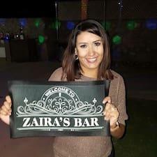 โพรไฟล์ผู้ใช้ Zaira