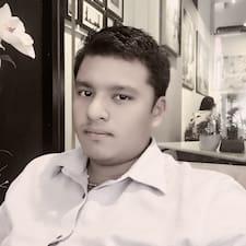 Chandran的用戶個人資料