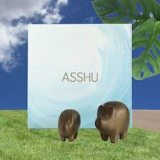 Nutzerprofil von Asshu