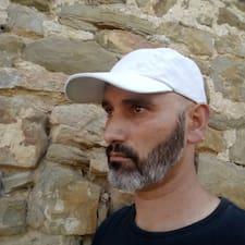 Rafel felhasználói profilja