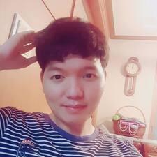 Perfil do usuário de Taewoo