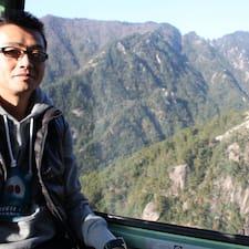 志波 felhasználói profilja