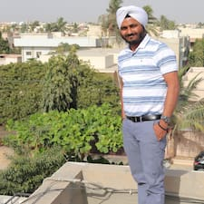 Harpreet User Profile