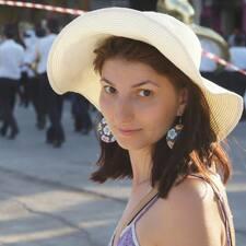Nutzerprofil von Ioana