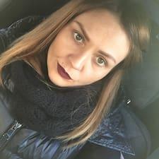 Катерина Brugerprofil