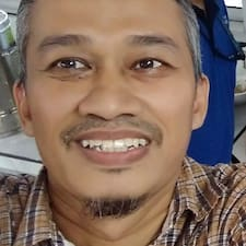 Profil utilisateur de Wan Zulkefli