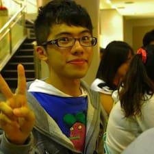 Profil utilisateur de Hsin-Huang