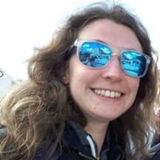 Marianne felhasználói profilja