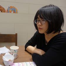 洋子 felhasználói profilja