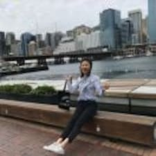 Profil utilisateur de 艺昕