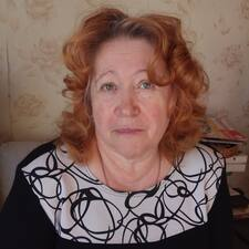 Анастасия Brukerprofil