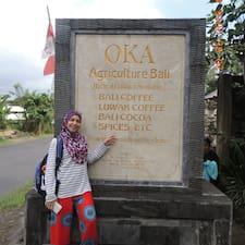 Profil korisnika Siti Khalijah