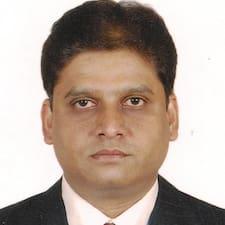 Profil utilisateur de Pawan