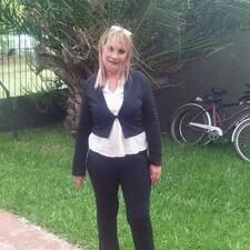 Profil utilisateur de Sandra Gabriela