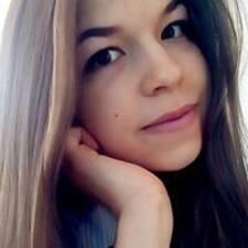 Perfil do utilizador de Sofia Isabel