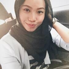 Syamin Amira felhasználói profilja
