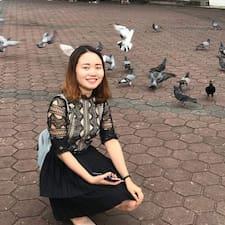 Perfil do utilizador de Trang