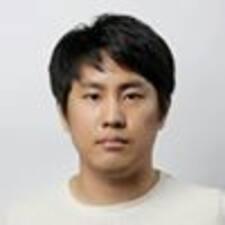 Henkilön Myung-Jin käyttäjäprofiili