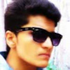 Användarprofil för Aditya