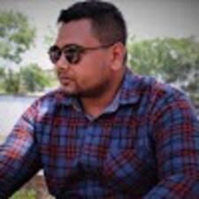Shakur felhasználói profilja