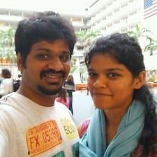 Profil utilisateur de Sudarshan