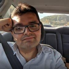 Gebruikersprofiel Ali