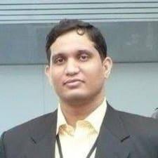 Profil utilisateur de Mandar