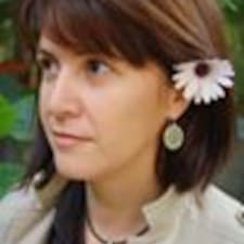 Marilina felhasználói profilja