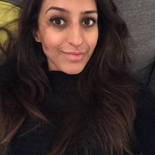 Aysha User Profile