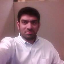Profil Pengguna Fahad