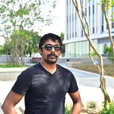 Suriya Kumar的用戶個人資料