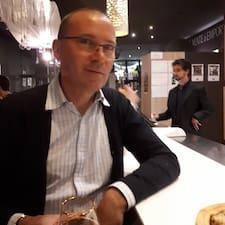 Thierry Brugerprofil
