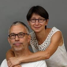 Isabelle & Philippe的用戶個人資料