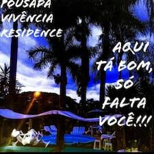 โพรไฟล์ผู้ใช้ Vivência Residence  _ June Pereira