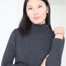 Profilo utente di Gelya