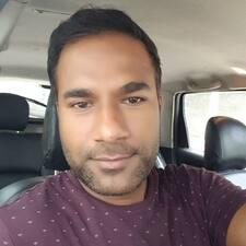 Användarprofil för Ashwani