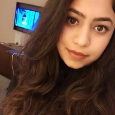 Manisha Brukerprofil