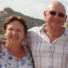 David & Jill的用戶個人資料