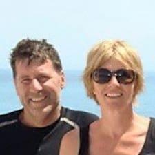 Profil Pengguna Stuart & Andrea