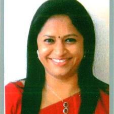 Profil korisnika Shanthala